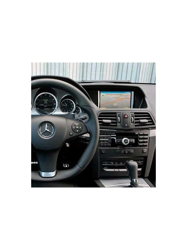 Audio 50 APS NTG4-212 v11 2016 [1 x DVD to choose] - Latest version of the map DVD update for the Mercedes Benz Audio 50 APS NTG4-212 navigation systems for E-Class W212/S212/A207/C207 and CLS C218.