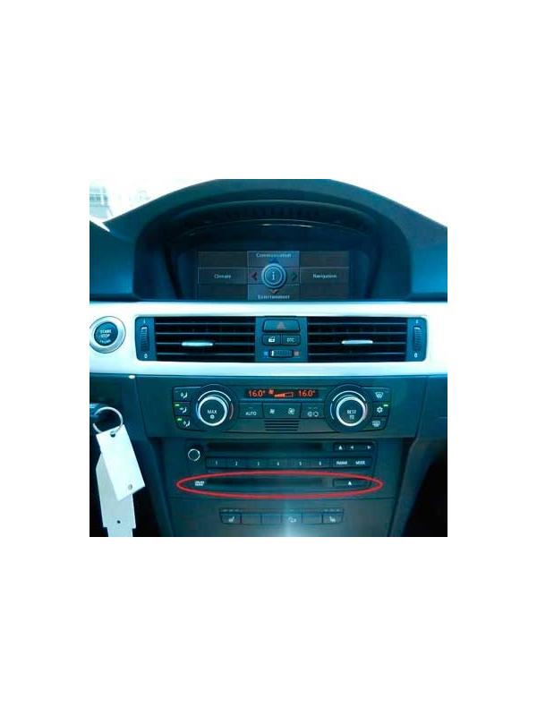 BMW y Mini Professional 2018 [1 x DVD a elegir] - Última versión disponible de la actualización en DVD de mapas para los navegadores BMW Professional (código de opción BMW SA 606) en combinación con Car Communication Computer (CCC), con mando iDrive, mapas en 3D y doble lector frontal de discos con una ranura para CD de audio y otra para DVD de mapas.