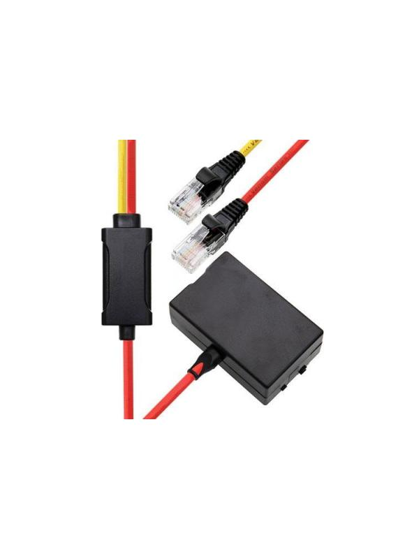Nokia 5800xm / 5230 BB5 Cable [Combi 10pin + JAF 8pin] -
