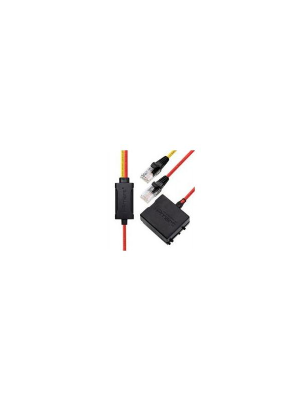 Nokia BB5 N96 Cable [Combi 10pin + JAF 8pin] -