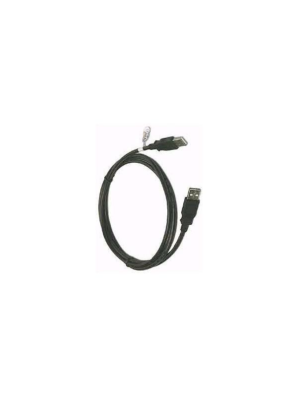 Cable USB-A Macho - USB-A Macho -