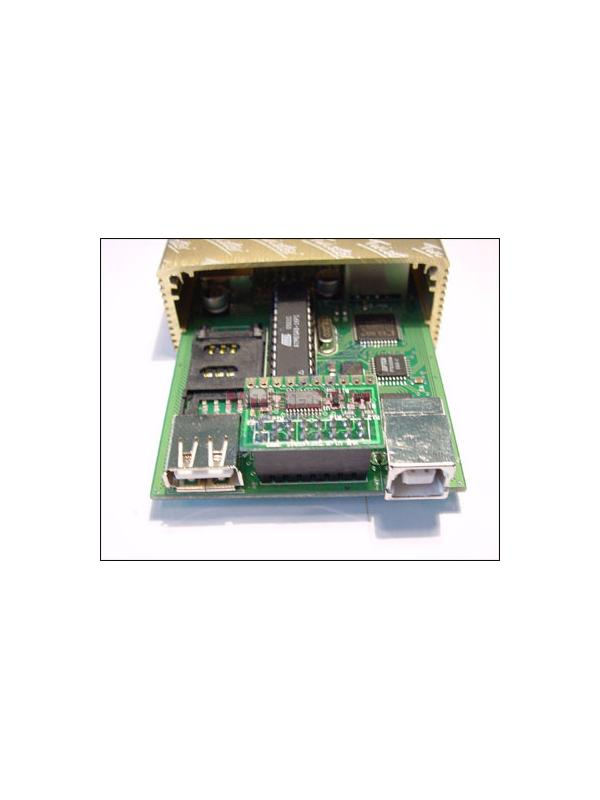 HWK Module for UFS / Twister / Tornado / NBox - If you install this module on your Box you can enjoy the updates from 2006 onwards, including tools for Nokia BB5, DCT4+, Samsung, LG, etc... The HWK module is plug and play and do not need to solder anything. Make sure that your UFS, Twister or N-Box has to install HWK socket.