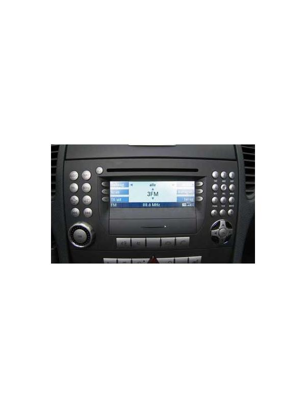Audio 50 APS NTG1 v17 2017 [1 x CD to choose] - Latest version of the map CD update for the Mercedes Benz Audio 50 APS NTG1 navigation systems for E W211/S211, S W220/V220, CLS C219, SLK R171, SL R230 and CL C215.