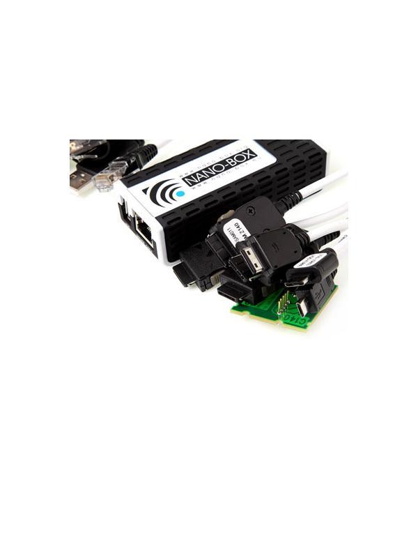 Nano Box for Samsung & LG + 10 pcs Cable Set [Venom Series
