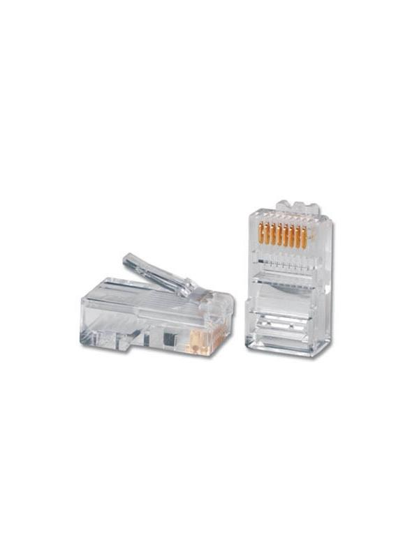 RJ45 Connector Crimp End Plug (8 pin) -