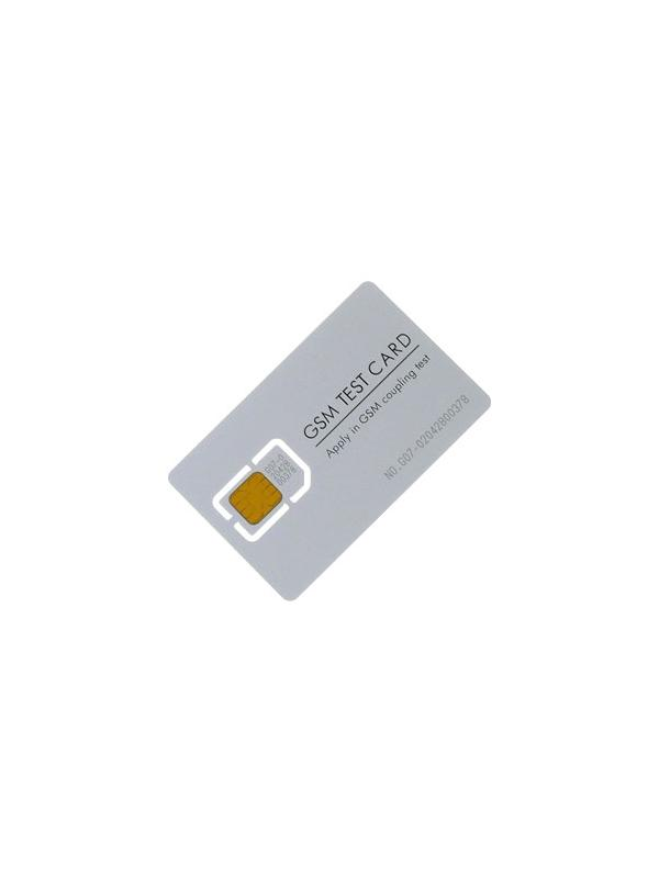 SonyEricsson and Motorola Test Card SIM -