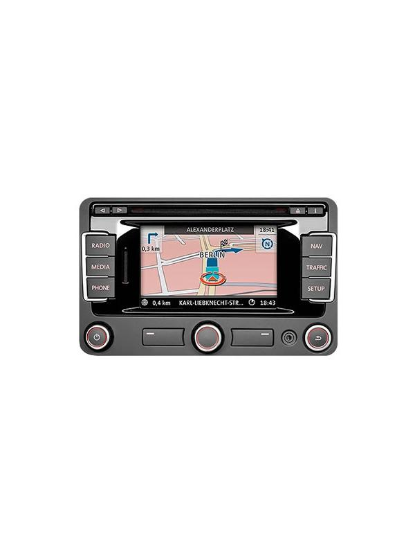 RNS 315 Eastern Europe v8 2016 [1 x SD Card] - Latest version of the map SD Card update for the Volkswagen RNS 315, Skoda RNS Amundsen+, SEAT media system 2.1 y 2.2. These new maps will be automatically installed as soon you insert this SD card into the front SD slot of the navigation equipment.