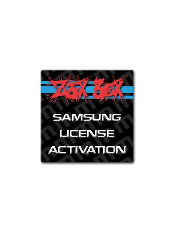 Samsung PRO v24.1 Activation/License for Z3X Box - If you already own the Z3X Box but you do NOT have the