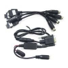 Trium All in One COM/Serial Cable Set (4 pcs) -