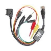 Cable BB5 BOX 2 in 1 Nokia DKU-2 + miniUSB Agujas Gruesas - 