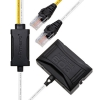 Nokia 603 / 600 BB5 Cable [Combi 10pin + JAF 8pin]