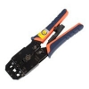 Professional Crimping Tool for RJ48 10p / RJ45 8p / RJ11 4p / RJ12 6p Connectors -