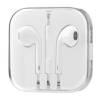 Auriculares EarPods con mando, micro y estuche - Auriculares tipo EarPods compatibles con iPhone, iPad y iPod con mando y micro. Se adaptan a todo tipo de odos mantenindose en su sitio. La calidad de estos EarPods es comparable a la de auriculares de gama alta pero cuestan mucho ms baratos. Con el mando podr ajustar el volumen, controlar la reproduccin de msica y vdeo, y responder o colgar llamadas. Incluyen caja para guardarlos y transportarlos con el cable enrollado.