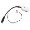 Adaptador ORIGINAL Genie Regulable para usar Cables JAF RJ45 7pines - Adaptador para usar los cables de JAF y UFS RJ45 de 7 pines en su Clip Genie Universal y aprovechar los cables que ya tiene evitando duplicar su stock y ahorrando dinero.
