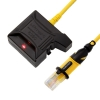Cable Nokia BB5 6350 8pines JAF (BX Series con LED) -
