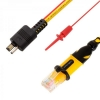 Cable Nokia DCT4+ Easy Flash v2 2760 / 2630 / 2680s / 2320 / 2330c 8pines con pinza VBAT (BX Series) -