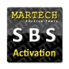 Activacin SBS Tools para Martech - Smart Battery Service Tools es una herramienta fcil de utilizar para la reparacin de bateras defectuosas. SBS soporta bateras de ordenadores porttiles, cmaras fotogrficas, cmaras de vdeo, cmaras digitales y otros tipos de bateras. Puede resetear los ciclos de carga y la fecha de fabricacin directamente desde la EEPROM de la batera y poder tener la batera totalmente funcional de nuevo.