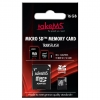 Tarjeta de Memoria MicroSDHC 16GB [Clase 6] con Adaptador SD + miniSD - 