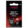 Tarjeta de Memoria MicroSD 4GB [Clase 4] con Adaptador SD - 