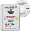 MSS Box 2 Support Disc with Manuals, Software and Videos - Disc entirely developed by our technical department with detailed instructions and complete manuals for the installation of your product. It also includes all the software and necessary drivers, as well explanatory videos of real procedures!