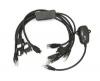 MT Box 10pin Basic Replacement Set (6 cables) -