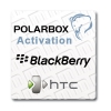 BlackBerry + HTC Permanent Activation for Polar Box [License 2] - Active the UNLIMITED unlocking of the latest BlackBerry and HTC models in your Polar Box! The Unlock with this license is completely safe since nothing is written to the handset! No data is lost like phonebook, calendar, contacts, tasks, emails, etc ... It just read the unlock codes in seconds! Without logs and without credits!