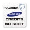 Recarga de Samsung Credits para Polar Box