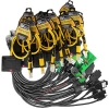 Kit Ampliacin Polar Box (13 cables) - En este estupendo Pack de Ampliacin estn includos los cables ms recientes, que hacen falta en el da a da, y que no vienen de serie en el kit original de 35 cables de Polar Box. El ahorro al comprar este set es totalmente considerable ya que cada cable le sale a mitad de precio!