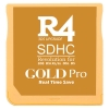 R4 SDHC Gold Pro 2017 for 2DS, New 3DS / XL & DSi