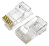 RJ48 Connector Crimp End Plug (10 pin) -