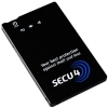 SECU4BAGS Bluetooth Security Card Alarm - Burglar alarm system, loss, theft or forgetfulness of valuables such as briefcases, laptop bags, backpacks, suitcases,wallets, briefcases, luggage, etc ... Free application for Apple iOS phones (iPhone / iPad), BlackBerry, Google, HP, HTC, Motorola, Nokia, Qtek, Samsung, SonyEricsson, Toshiba and terminals with Android, Symbian, Windows Mobile and Java. Its battery lasts 120 hours and is recarbable via USB.