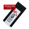 SETool 3 Box GENUINE Plastic Edition + 9 pcs Cable Set - Unlock Box for service SonyEricsson mobile phones with support for SEMC models from A1, A2, ODM, PNX or PDA platforms. Optionally you can also activate a multibrand Unlock NCK Codes Calculator by IMEI for LG, HTC, Alcatel, Motorola, BlackBerry, Huawei, ZTE, etc ... As additional programs LGTool for LG and Samsung SGT Tool!