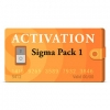 Pack 1 Activation for Sigma Box