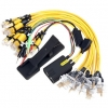 Kit Cables UFC PRO v3 Universal FBUS 16 en 1 con LED para Nokia (BX Series) - Multi-Cable FBUS Universal para telfonos Nokia que dispone de conexin RJ45 tipo JAF, Universal Box, Cyclone Box y conexin RJ48 tipo MT Box y Genie Universal para utilizarse con prcticamente cualquier Box disponible en el mercado para Nokia. Usted mismo podr crear en unos instantes el cable que desee para liberar y flashear sin tener que esperar a tener el ltimo cable de Nokia en sus manos!