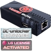 Vygis LG Box + DC-Unlocker 2 in 1 - Vygis Box 2 in 1 with LG and DC-Unlocker Activations to unlock the latest USB Modems and cellphones from brands such as Huawei, Vodafone, ZTE, Option, Novatel, Merlin, Ovation, etc... Incluing the unlimited unlocking of the newest Yoigo such as the Huawei U1250 and U7510 and Toshiba G450 among others!