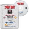 Disco de Soporte para Z3X Box con Manuales, Software y Videos - Disco desarrollado integramente por nuestro departamento t�cnico con instrucciones detalladas y manuales completos para la instalaci�n de su producto. Incluye tambi�n todo el software y drivers necesarios, as� como videos explicativos de procesos reales!