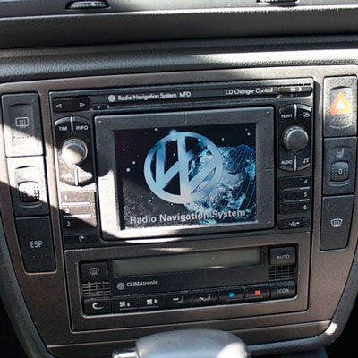 Volkswagen MFD DX 2014 [1 x CD to choose] | Blaupunkt | Unlock Software, Service Cables ...
