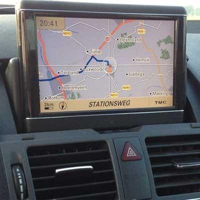 Comand aps ntg4 204 v15 2018 juego 2 dvds europa for Mercedes benz comand system upgrade