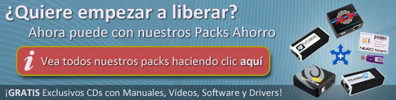 Packs Boxes Liberación Moviles