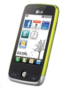 LG Electronics GS290 Cookie Fresh