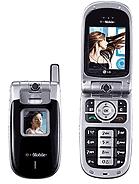 LG Electronics U8290 Qualcomm