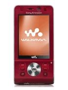 Sony Ericsson W910i / W918c DB3150 A2
