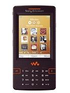 Sony Ericsson W950i / W958c DB2000 PDA A1
