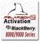 Activación para Liberar BlackBerry de las Series 8000 y 9000 por sólo 137 EUR