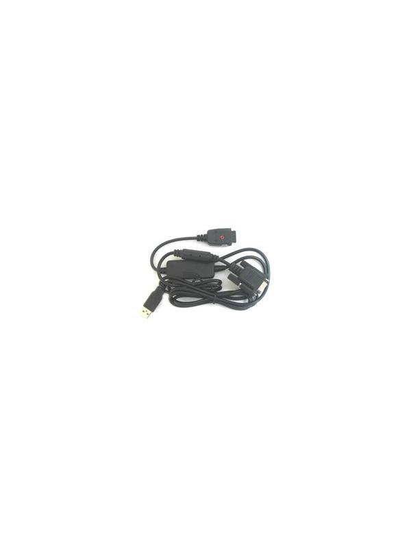 LG 8110 Flash COM/Serial+USB Cable -