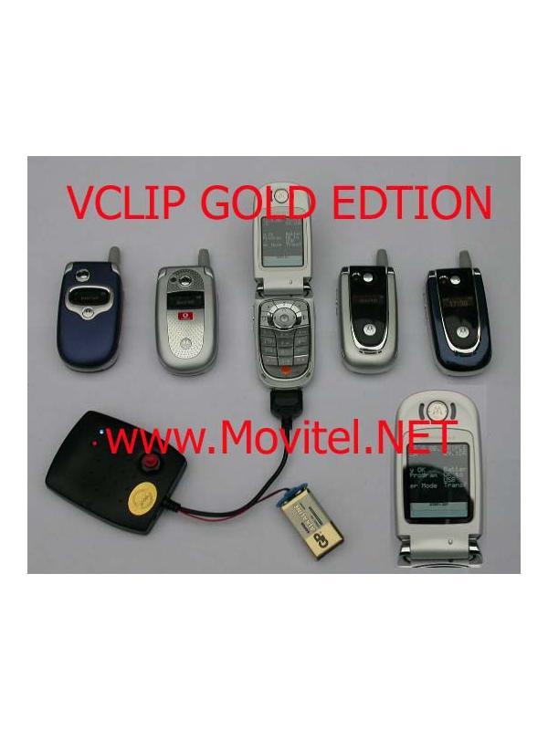 Motorola V Clip Gold Edition Clip