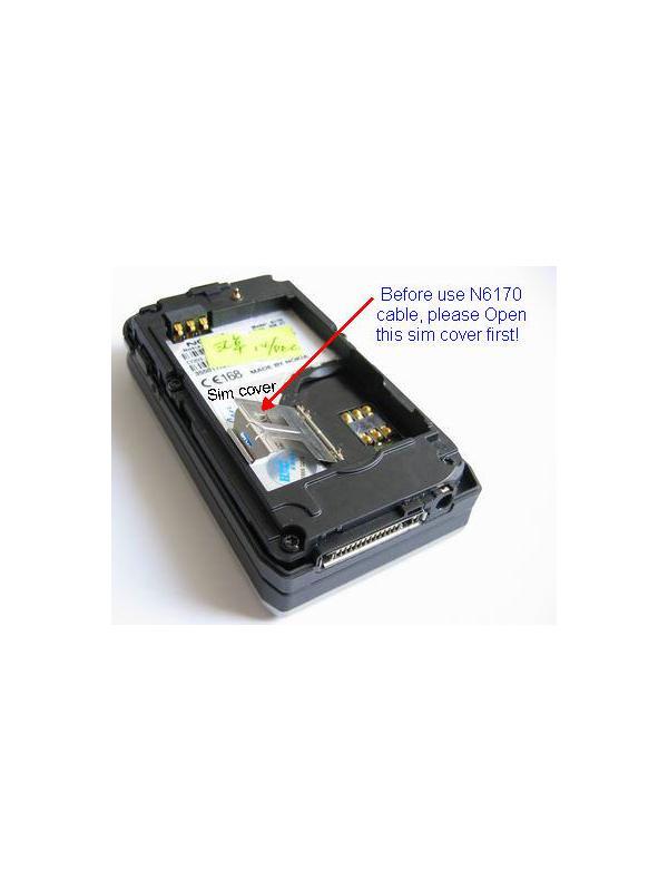 Nokia DCT4 6170 / 7270 UFS Cable