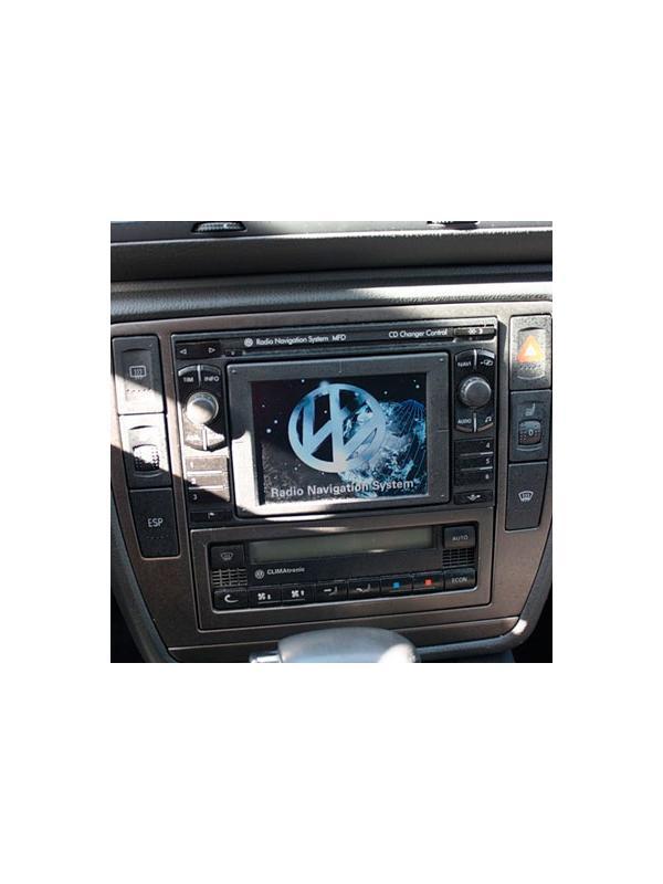 Volkswagen MFD DX 2014 [1 x CD to choose]   Blaupunkt   Liberar