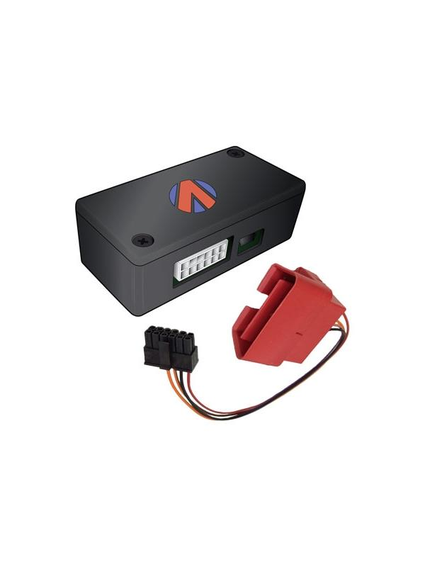 Polar VIMA 02 for Audi & VW [TV / DVD / Video] - Interface to enable the TV or video in motion while driving in the OEM navigation units from Audi (MMI 2G, MMI 3G, MMI 3G+ & RMC) and Volkswagen (RNS850).