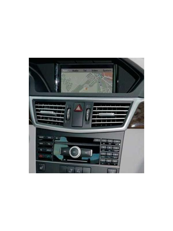 Comand APS NTG4-212 v12 2018 [Europe 2 DVDs Set] - Latest version of the map DVD update for the Mercedes Benz Comand APS NTG4-212 navigation systems for E-Class W212/S212/A207/C207 and CLS C218.